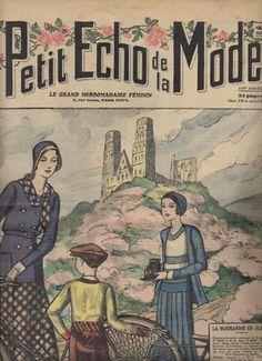 ECHO SMALL FASHION 1931 # 19