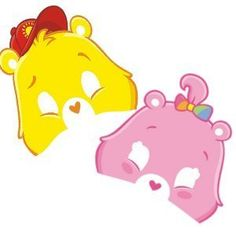 Care Bears Happy Days Masks Party Accessory by American Greetings. $7.23. Kids' Party Supplies. Care Bears. Includes (6) masks.