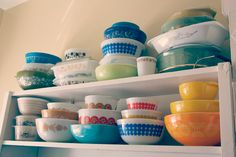 educated... not so domesticated: ♡pyrex♡