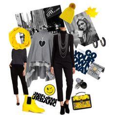 Fall in yellow Jenny Brown, Lafayette 148, Pants Pattern, Bottega Veneta, Marni, Polyvore Fashion, Fashion Looks, Nordstrom, Collections