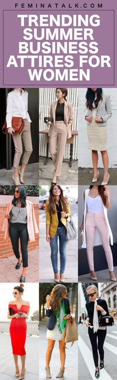 #OfficeOutfits || Trending Summer Business Attires for Women || Summer Work Outfits || Business Attires for Women || Casual Work Outfits || Office Outfits for Women