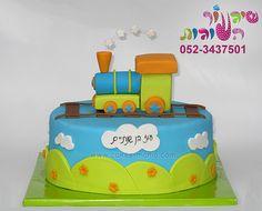 train cake by cakes-mania עוגת קטר מאת שיגעון העוגות - www.cakes-mania.com