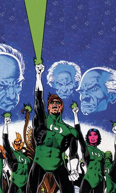 """""""TALES OF THE GREEN LANTERN CORPS VOL. 1 TP Written by Mike W. Barr, Len Wein, Paul Kupperberg, Robin Snyder, Kurt Busiek and Todd KleinCover by Brian Bolland Art by Joe Staton, Dave Gibbons, Carmine..."""