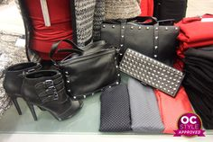 Studs Galore - Biker Chic - Oshawa Centre Style Approved by @Lena Almeida  - Find it at Le Chateau