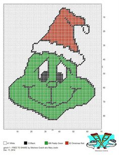 Plastic Canvas Christmas, Plastic Canvas Crafts, Plastic Canvas Patterns, Christmas Ideas, Christmas Ornaments, Outdoor Decorations, Canvas Designs, Outdoor Halloween, Wall Hangings