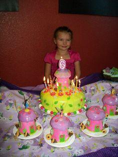 tinkerbell birthday!