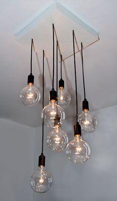 Home Decor Signs .Home Decor Signs Farmhouse Kitchen Lighting, Farmhouse Light Fixtures, Cute Home Decor, Home Decor Signs, Lampe Industrial, Room Lamp, Room Lights, Home Lighting, Lighting Ideas
