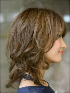 サクラ(SAKURA サクラ ) 【SAKURA表参道】大人かわいいミディアム☆ 担当:塩見友良 Hair Lights, Light Hair, Medium Hair Styles, Curly Hair Styles, Middle Hair, Color Rubio, Hair Arrange, Asian Hair, Permed Hairstyles