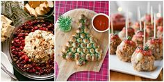 Fair warning: They're so tasty, your guests might fill up before your big dinner is even ready.