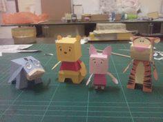 Winnie The PoohPaperwork