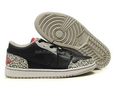 http://www.airjordanchaussures.com/air-jordan-1-low-noir-gris.html Only69,00€ AIR #JORDAN 1 LOW NOIR GRIS Free Shipping!