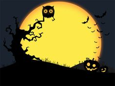 Halloween Images Background