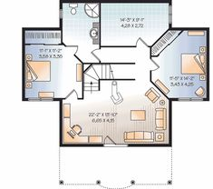 Dream Design with Finished Lower Level - 21865DR | Architectural Designs - House Plans