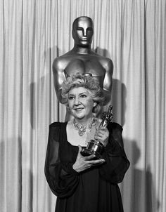 Maureen Stapleton won the Academy Award for Best Supporting Actress for the film Reds.
