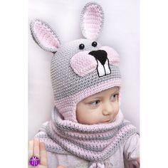 czapka na szydełku hello kitty - Szukaj w Google