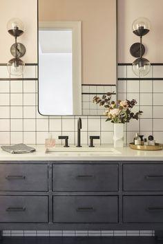 Home Interior Salas .Home Interior Salas Blush Walls, Peach Walls, Pink Walls, Home Interior, Interior Design, Interior Colors, Interior Livingroom, Interior Plants, Bathroom Tile Designs