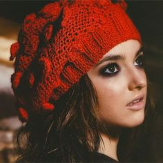 The Island Wool Company- Faroese By Design - Nordic By Nature - Hat with Bobbles