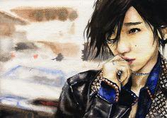 Tao Okamoto by Shigure92.deviantart.com on @DeviantArt