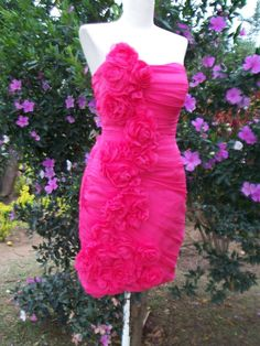 Betsy Johnson dress. would be fabulous for bridesmaids
