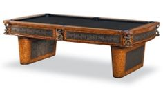 $25,000 billiards table.  Want this so badly.
