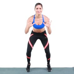 A Bodyweight Cardio Workout That Really Works Your Legs And Butt – Fitness And Exercises 10 Minute Cardio Workout, Bum Workout, Keep Fit, Bodybuilding Workouts, Body Weight, Workout Programs, At Home Workouts, Fast Workouts, Exercise