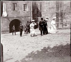 boda en Bilbao (Liborio C. Porset (ARCHIVO RAGEL)) Tags: bilbao antigua fotografia archivo antiguo ragel liborio porset estereoscopica