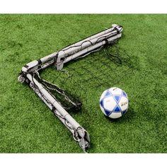 Adjustable Soccer Goal - Lifetime 90046 7 ft. x 5 ft. Maximum Size