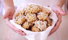 biscotti ai cereali corn flakes