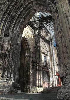 Notre-Dame church, Charité-sur-Loire