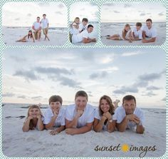 colorful beach pictures, family beach pictures, family poses, beach pictures, sunset beach pictures, boys, little boys, destin