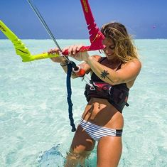 Girls kite too! 10 Reasons why you should join a kitesurf girls camp. Girls Camp, Surf Girls, Beach Girls, Windsurfing, Wakeboarding, Surfing Uk, Finally Weekend, Sup Surf, Surf Art