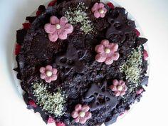 Chocolate Raw Cake