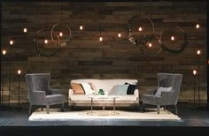 Stage Design at Summit Women's Conference 2017 Church Interior Design, Church Stage Design, Christmas Stage Design, Christmas 2019, Christmas Program, Family Christmas, Christmas Decor, Tv Set Design, Design Ideas