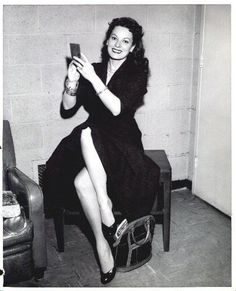 Maureen O'Hara....one of my all-time favorites