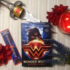 Wonder Woman book. I want to read it.