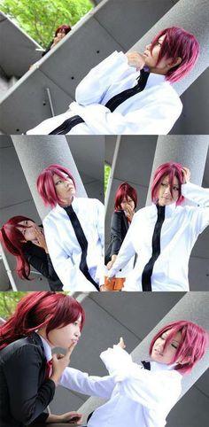☆ #CosplayStyle☆ Rin Matsuoka(Free!)   Izumo Takeru