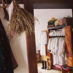 Wardrobe Rack, Rustic Decor, Furniture, Home Decor, Decoration Home, Room Decor, Home Furnishings, Home Interior Design, Home Decoration