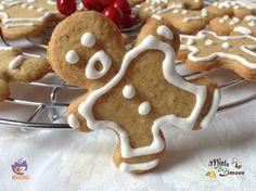 Omini di Pan di zenzero – ricetta biscotti di Natale