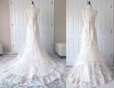 Image result for best bustle for a line tulle dress