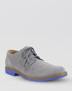 ae61dfa9411320 Cole Haan Great Jones Plain Suede Oxford Men - All Shoes - Bloomingdale s