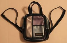 Small 2 Compartment Zippered Backpac