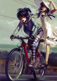 http://myanimelife.com #myanimelife Black Rock Shooter