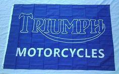 Triumph Flag
