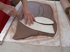 ANN TUBBS POTTERY STUDIO: Oval