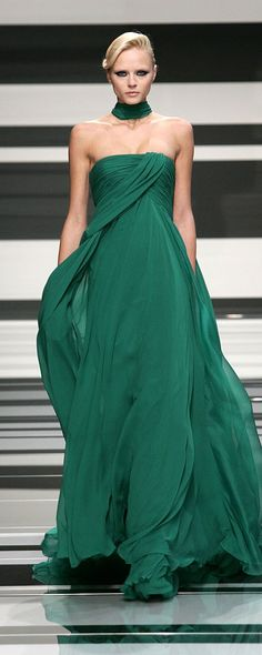 Elie Saab Fall-winter 2008-2009 - Ready-to-Wear - http://www.orientpalms.com/elie-saab,522