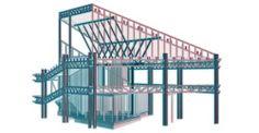 Lava Lodge Cabañon structural analysis.