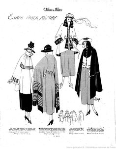 The Methods of Women France | 1921-08-07 | Gallica