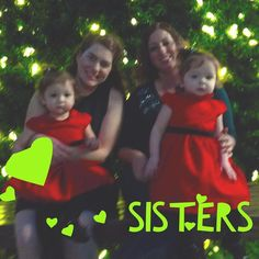 I am so grateful that I got to spend some holiday time with my sister and my nieces who are also sisters... yes they are cute little munchkin twins. #family #sisters #holiday
