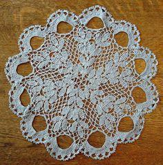 Vintage Crochet Doily by knittingand, via Flickr