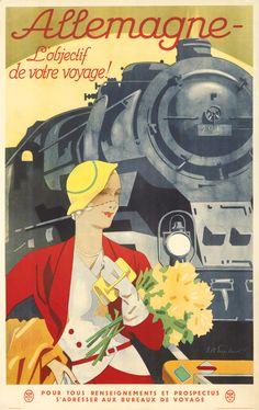 Allemagne - 1928 - (Julius Ussy Engelhard) -